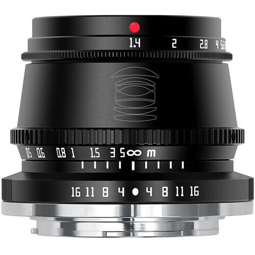 TTArtisan 35mm F1.4 APS-C (M4/3)