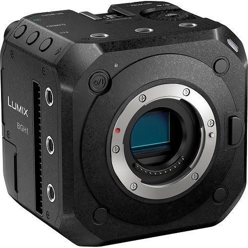 Panasonic Lumix DC-BGH1 Cinema 4K Camera