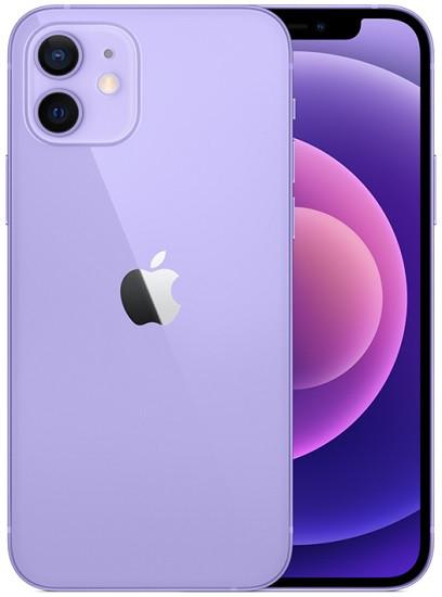 Apple iPhone 12 5G 128GB Purple (eSIM)
