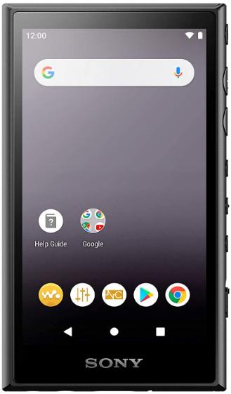 Sony NW-A105 Walkman MP3 Player (Black)