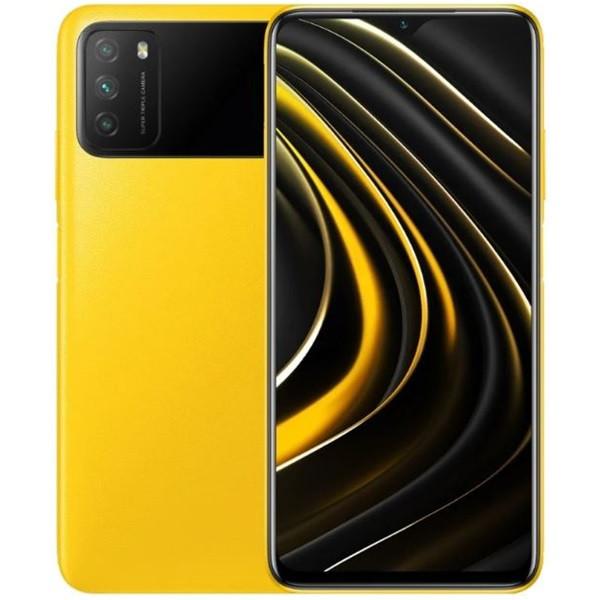 Xiaomi Pocophone M3 Dual Sim 64GB Yellow (4GB RAM)
