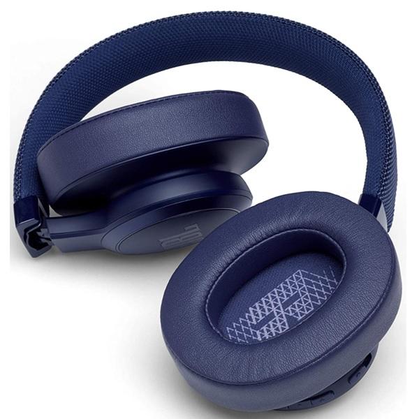 JBL Live 500BT Wireless Headphones (Blue)